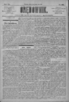 Orędownik: pismo dla spraw politycznych i społecznych 1910.05.21 R.40 Nr115
