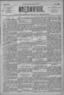 Orędownik: pismo dla spraw politycznych i społecznych 1910.05.25 R.40 Nr118