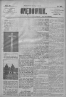 Orędownik: pismo dla spraw politycznych i społecznych 1910.05.31 R.40 Nr122