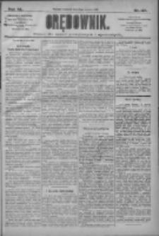 Orędownik: pismo dla spraw politycznych i społecznych 1910.06.05 R.40 Nr127