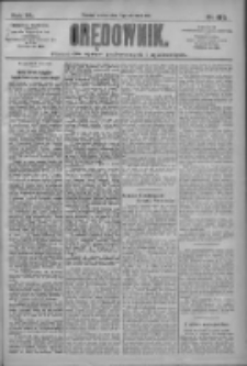 Orędownik: pismo dla spraw politycznych i społecznych 1910.06.07 R.40 Nr128