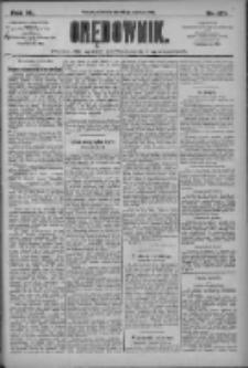 Orędownik: pismo dla spraw politycznych i społecznych 1910.06.12 R.40 Nr133