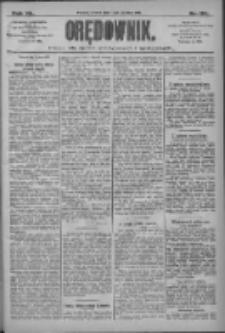 Orędownik: pismo dla spraw politycznych i społecznych 1910.06.14 R.40 Nr134