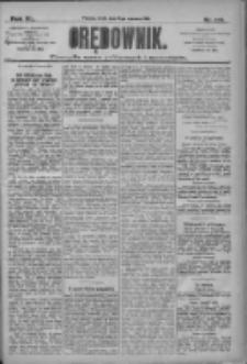 Orędownik: pismo dla spraw politycznych i społecznych 1910.06.15 R.40 Nr135