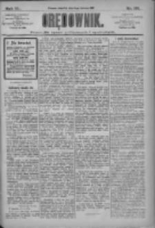 Orędownik: pismo dla spraw politycznych i społecznych 1910.06.16 R.40 Nr136