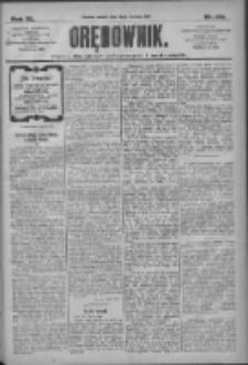 Orędownik: pismo dla spraw politycznych i społecznych 1910.06.18 R.40 Nr138