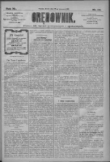 Orędownik: pismo dla spraw politycznych i społecznych 1910.06.22 R.40 Nr141