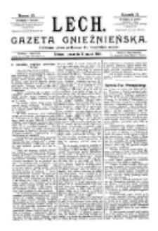 Lech. Gazeta Gnieźnieńska: codzienne pismo polityczne dla wszystkich stanów 1897.03.18 R.2 Nr63