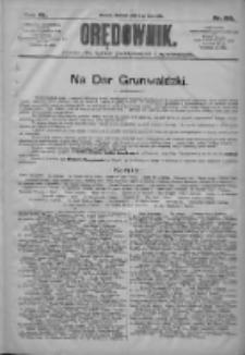 Orędownik: pismo dla spraw politycznych i społecznych 1910.07.03 R.40 Nr150