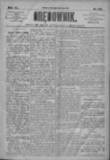 Orędownik: pismo dla spraw politycznych i społecznych 1910.07.06 R.40 Nr152