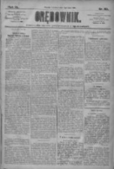 Orędownik: pismo dla spraw politycznych i społecznych 1910.07.07 R.40 Nr153