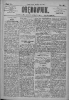 Orędownik: pismo dla spraw politycznych i społecznych 1910.07.12 R.40 Nr157