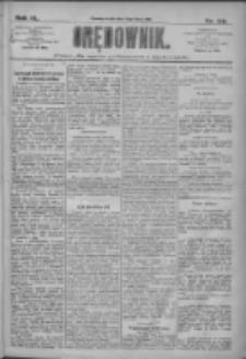 Orędownik: pismo dla spraw politycznych i społecznych 1910.07.13 R.40 Nr158