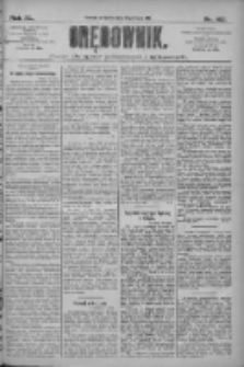 Orędownik: pismo dla spraw politycznych i społecznych 1910.07.17 R.40 Nr162