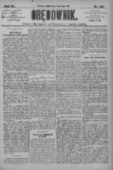 Orędownik: pismo dla spraw politycznych i społecznych 1910.07.24 R.40 Nr168