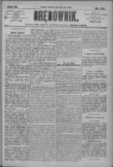 Orędownik: pismo dla spraw politycznych i społecznych 1910.07.31 R.40 Nr174