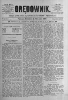 Orędownik: pismo poświęcone sprawom politycznym i spółecznym. 1886.01.31 R.16 nr25