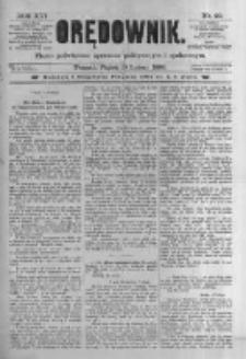 Orędownik: pismo poświęcone sprawom politycznym i spółecznym. 1886.02.19 R.16 nr40