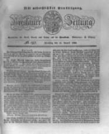Breslauer Zeitung. 1830.08.24 Nr197