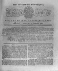 Breslauer Zeitung. 1830.09.17 Nr218