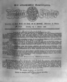 Breslauer Zeitung. 1830.10.05 Nr233