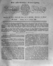 Breslauer Zeitung. 1830.10.11 Nr238