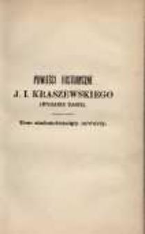 Adama Polanowskiego Dworzanina Króla JMci Jana III notatki ułozone przez J. I. Kraszewskiego. T.2