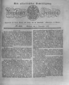 Breslauer Zeitung. 1830.11.03 Nr258