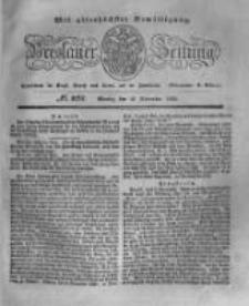Breslauer Zeitung. 1830.11.15 Nr268