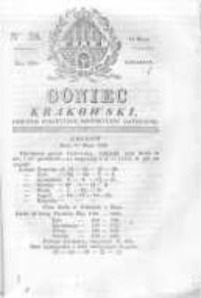 Goniec Krakowski: dziennik polityczny, historyczny i literacki. 1829.05.14 nr58