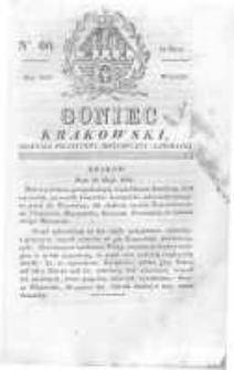 Goniec Krakowski: dziennik polityczny, historyczny i literacki. 1829.05.19 nr60