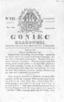 Goniec Krakowski: dziennik polityczny, historyczny i literacki. 1829.10.08 nr121
