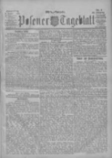 Posener Tageblatt 1901.01.03 Jg.40 Nr4