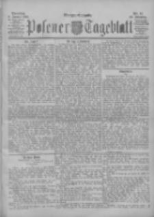 Posener Tageblatt 1901.01.08 Jg.40 Nr11