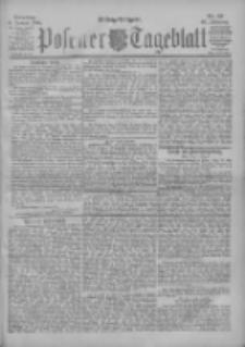 Posener Tageblatt 1901.01.08 Jg.40 Nr12