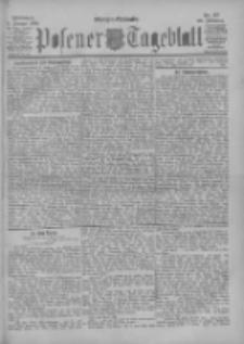 Posener Tageblatt 1901.01.09 Jg.40 Nr13