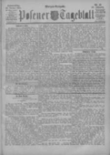 Posener Tageblatt 1901.01.10 Jg.40 Nr15