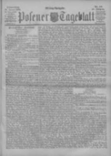 Posener Tageblatt 1901.01.10 Jg.40 Nr16