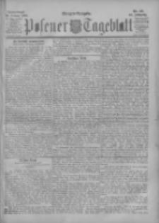 Posener Tageblatt 1901.01.12 Jg.40 Nr19