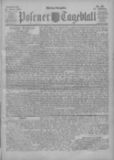 Posener Tageblatt 1901.01.12 Jg.40 Nr20