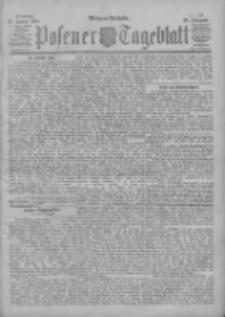 Posener Tageblatt 1901.01.13 Jg.40 Nr21