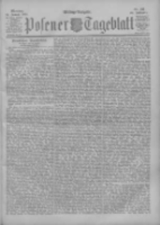 Posener Tageblatt 1901.01.14 Jg.40 Nr22