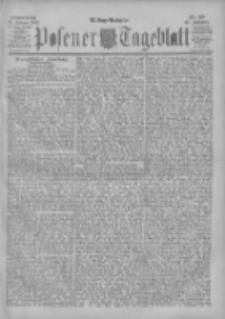Posener Tageblatt 1901.01.17 Jg.40 Nr28