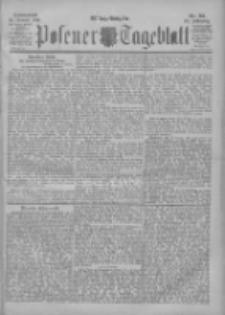 Posener Tageblatt 1901.01.19 Jg.40 Nr32