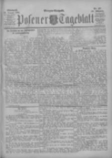 Posener Tageblatt 1901.01.23 Jg.40 Nr37