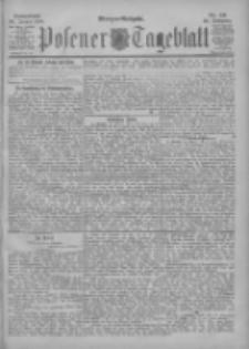 Posener Tageblatt 1901.01.26 Jg.40 Nr43