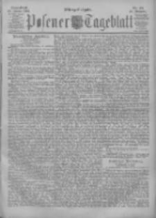 Posener Tageblatt 1901.01.26 Jg.40 Nr44