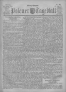 Posener Tageblatt 1901.01.28 Jg.40 Nr46