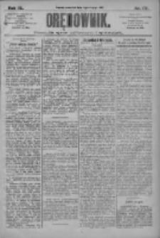 Orędownik: pismo dla spraw politycznych i społecznych 1910.08.04 R.40 Nr177