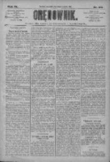 Orędownik: pismo dla spraw politycznych i społecznych 1910.08.11 R.40 Nr183